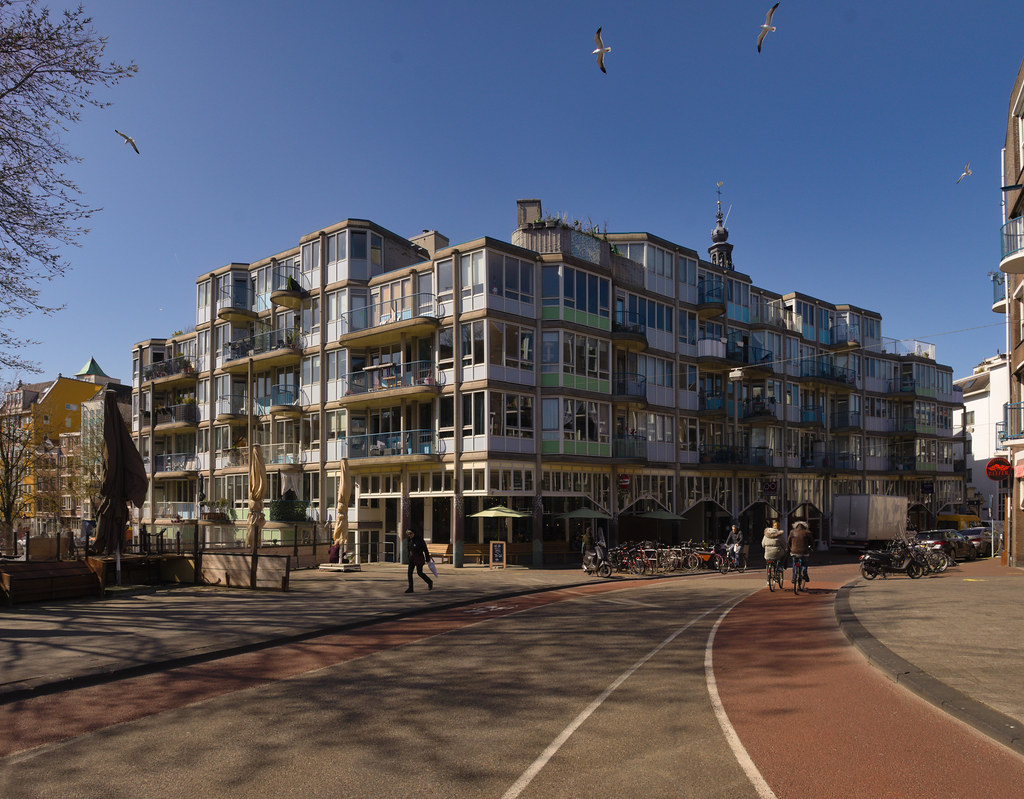 Amsterdam - Pentagon