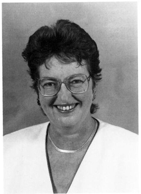 1987 - 1993 Principal Mrs Beverley Johnson