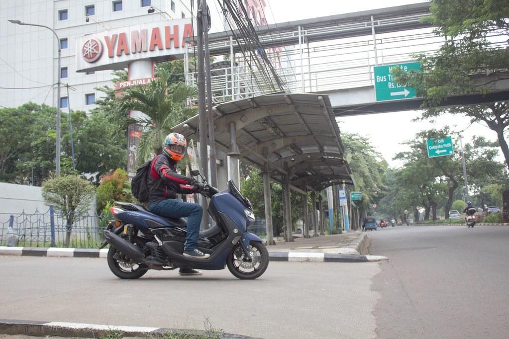 Jaga Fisik dan Konsentrasi Berkendara Sepeda Motor Saat Puasa
