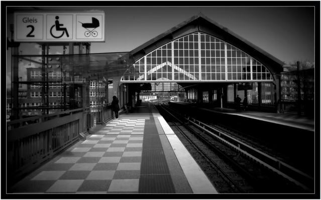 U Bahnhof Hamburger Straße