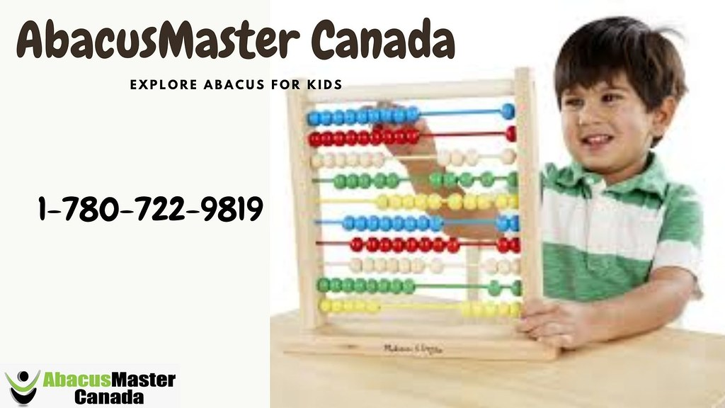 Solve Maths Problems 10 - 15 times faster with AbacusMaster Canada!!