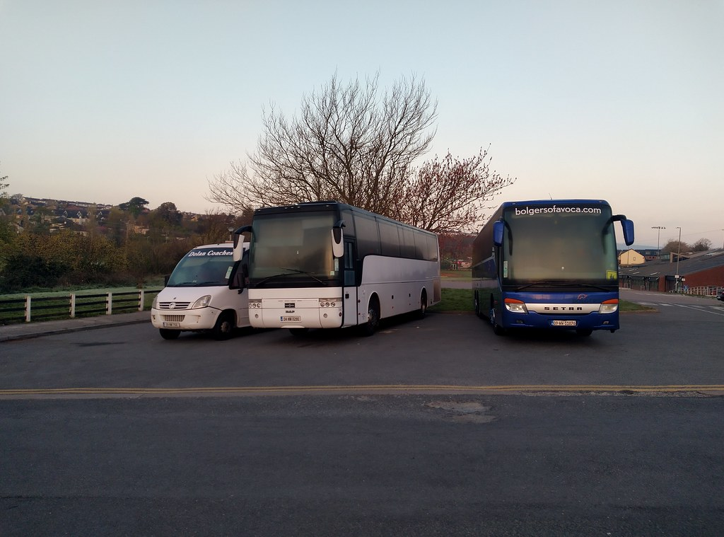 Dolan Coaches and Bolger's of Avoca