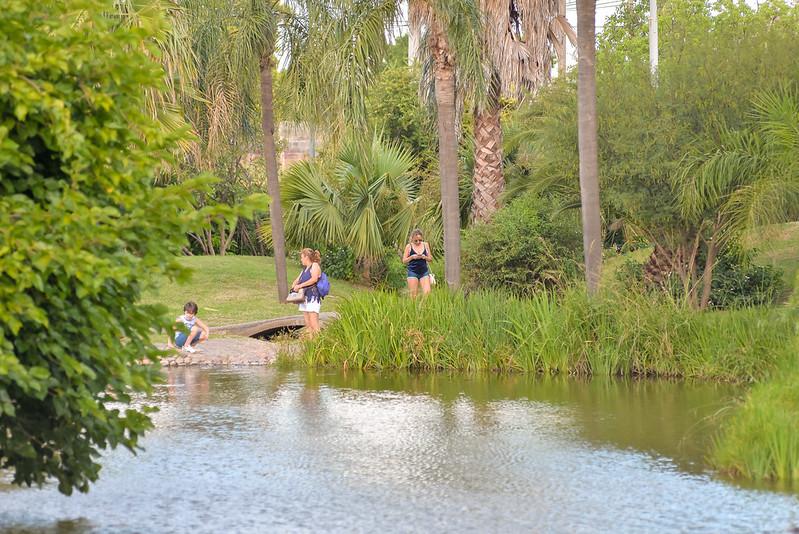 Renovado, el Jardín Botánico cumple 22 años