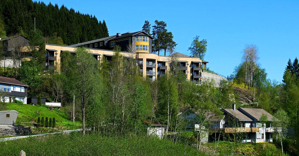 Voss-Ringheim: Hagahaugen rehabilitation and conference center