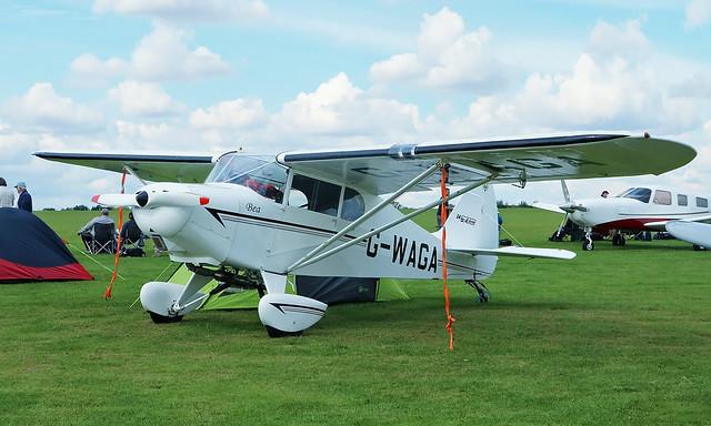Wag-Aero Wag-A-Bond G-WAGA [PFA 137-10886]