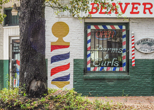 Barber Shop / Savannah Georgia