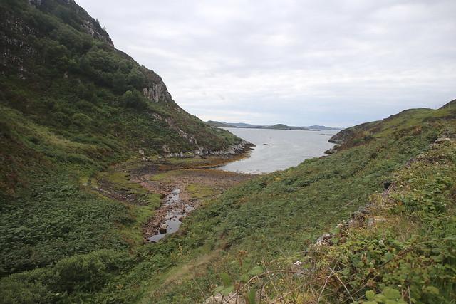 Loch na Creige Ruaidhe
