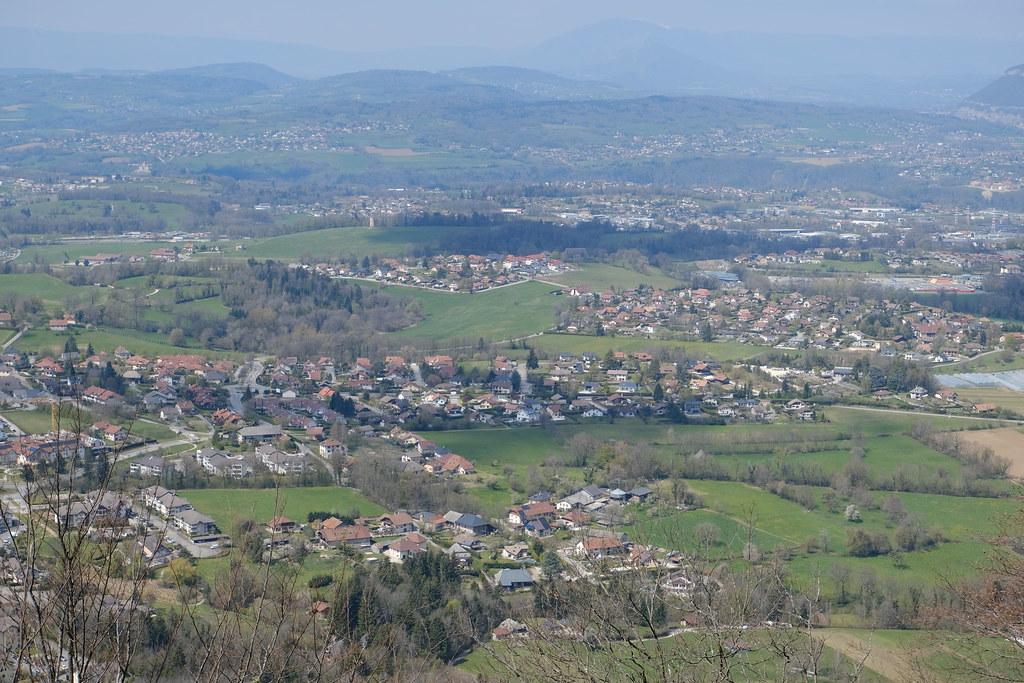 Pays de l'Albanais @ Belvédère de Sainte-Catherine @ Semnoz