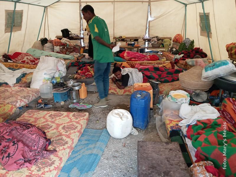 Poskytovanie našej humanitárnej pomoci v Tigraji