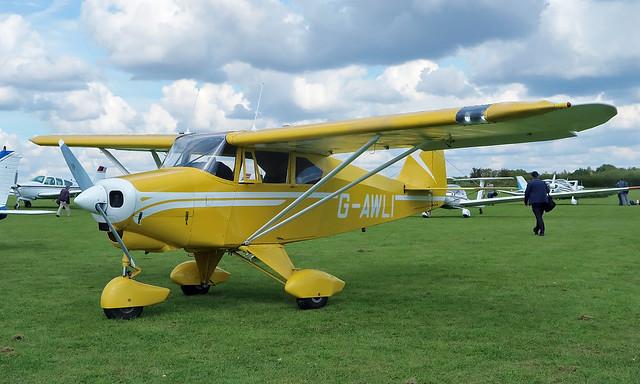 Piper PA-22-150 Caribbean G-AWLI [22-5083]