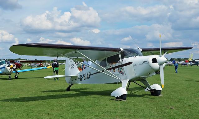 Piper PA-16-108 Clipper G-BIAP [16-732]