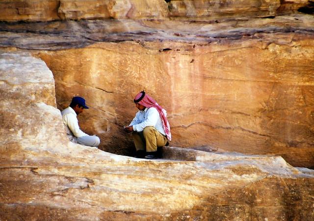 The Jordanian Desert