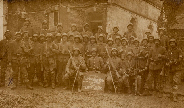 Christmas on the Somme