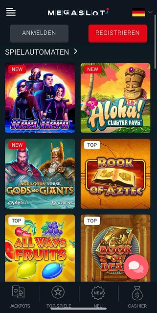 slots on mobile casino