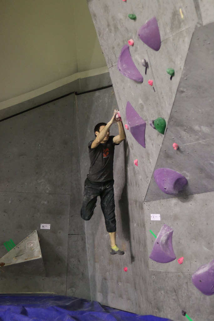 Petzl Bouldering Challenge in Nicosia