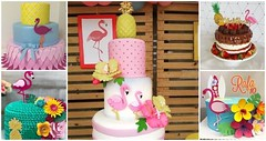 Flamingo Cake u2013 74 Inspirations with Exciting Decorations!