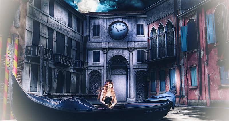 Vampire in Venice...
