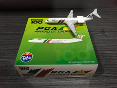 CS-TPA / Fokker 100 / PGA / JC Wings