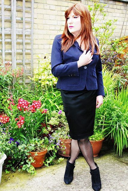 Lady Rebecca: A Working Girl