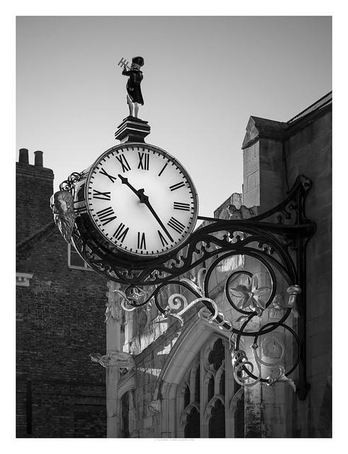 'Little Admiral' St Martin le Grand, York