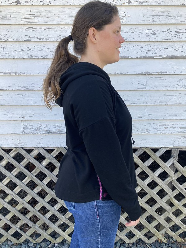 Spring Sweatshirt:  Brunswick + Josie