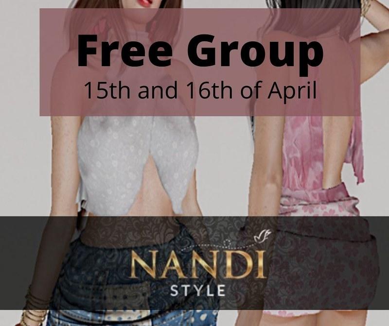 Nandi Style-Free Group