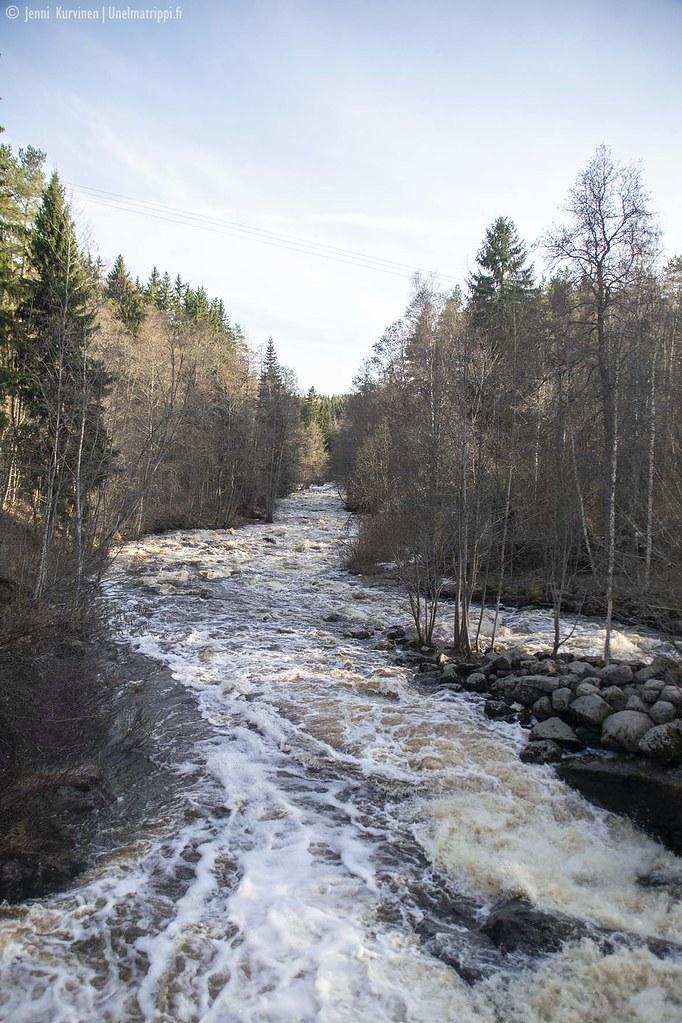 Nukarinkoski Nurmijärvellä