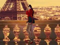 """Paris city of love'"