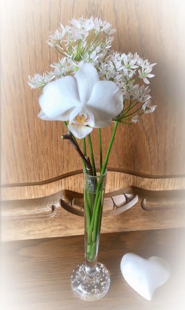 Vase and Flower Pots.
