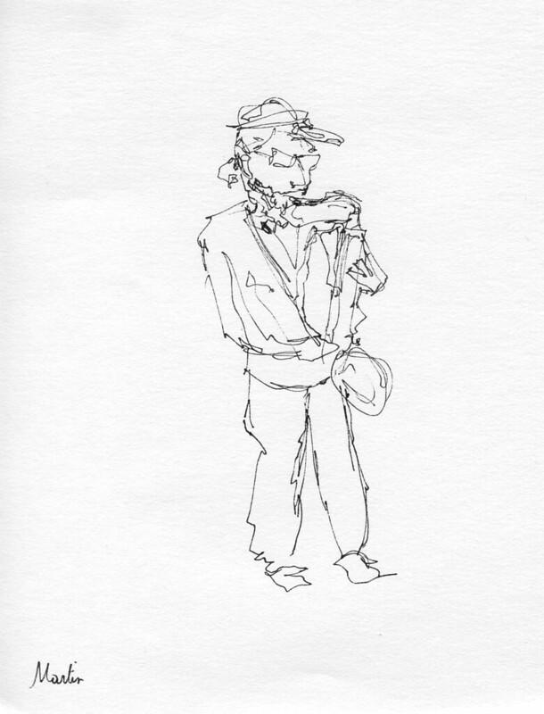 The French Taxmen / Illustration pochette album
