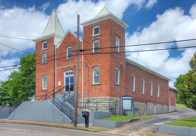Saint Paul African Methodist Episcopal Church - Fayetteville, Tennessee