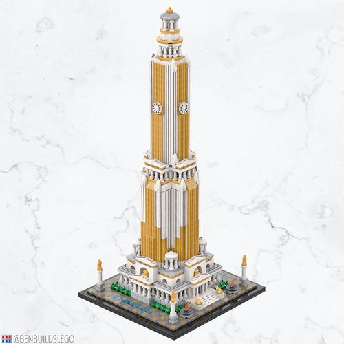 LEGO Roman Skyscraper [2]