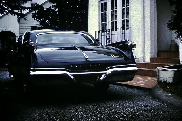 Found Photo - 1962 (?) Imperial LeBaron