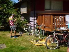 Bob's Bike Ride and Barbeque 2017, taken by Matt Pendergast.