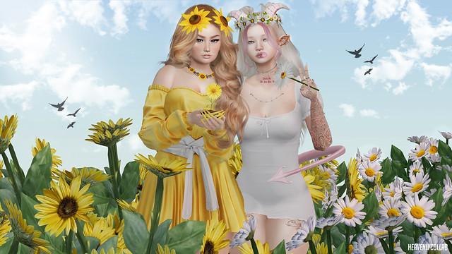 HeavenlyCollab - Evie & Hayyz