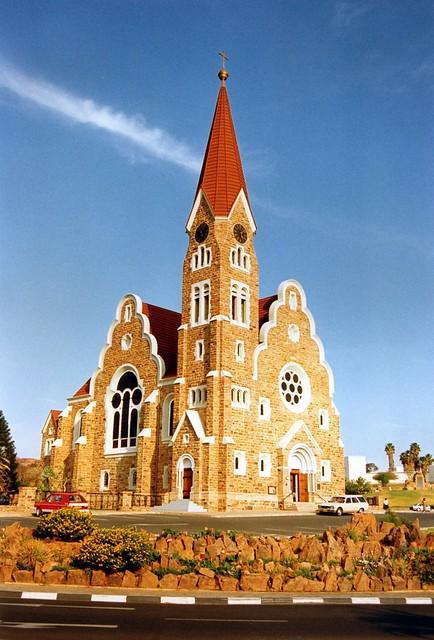 Windhoek: Evangelische Christuskirche