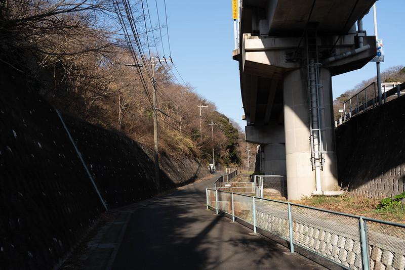 塚山公園へ