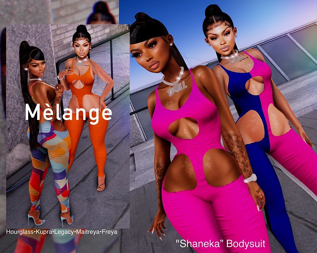 Shaneka Bodysuit @ Big Girl Event! Taxi: https://maps.secondlife.com/secondlife/AMERICAN%20BAZAAR/173/196/29 4/15 12pm SLT