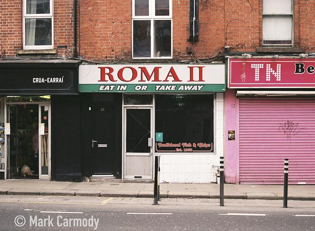 Roma II - take away for now