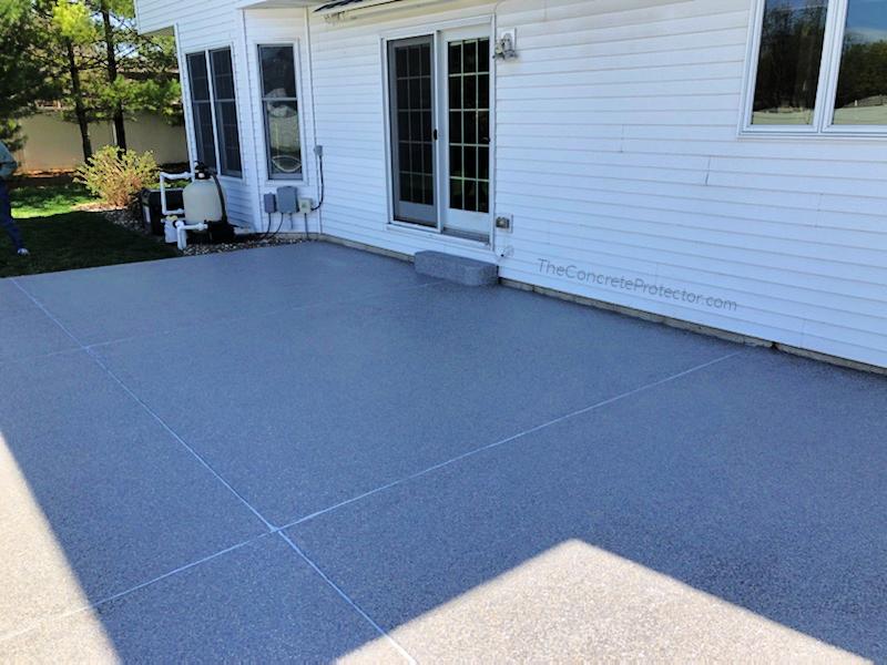 GraniFlex Patio- Concrete Magic- Ellsworth, IL
