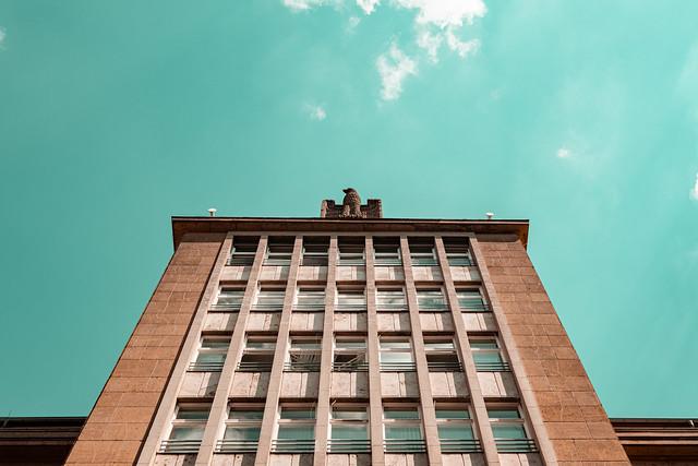 Friedrichstraße 34 - ehemaliges Gauarbeitsamt für den Gau Brandenburg (1938 bis 1940)
