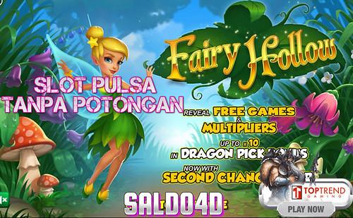 Judi Slot Fairy Hollow Top Trend Gaming SALDO4D