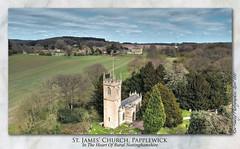 St, James' Church, Papplewick : DJI Mini 2