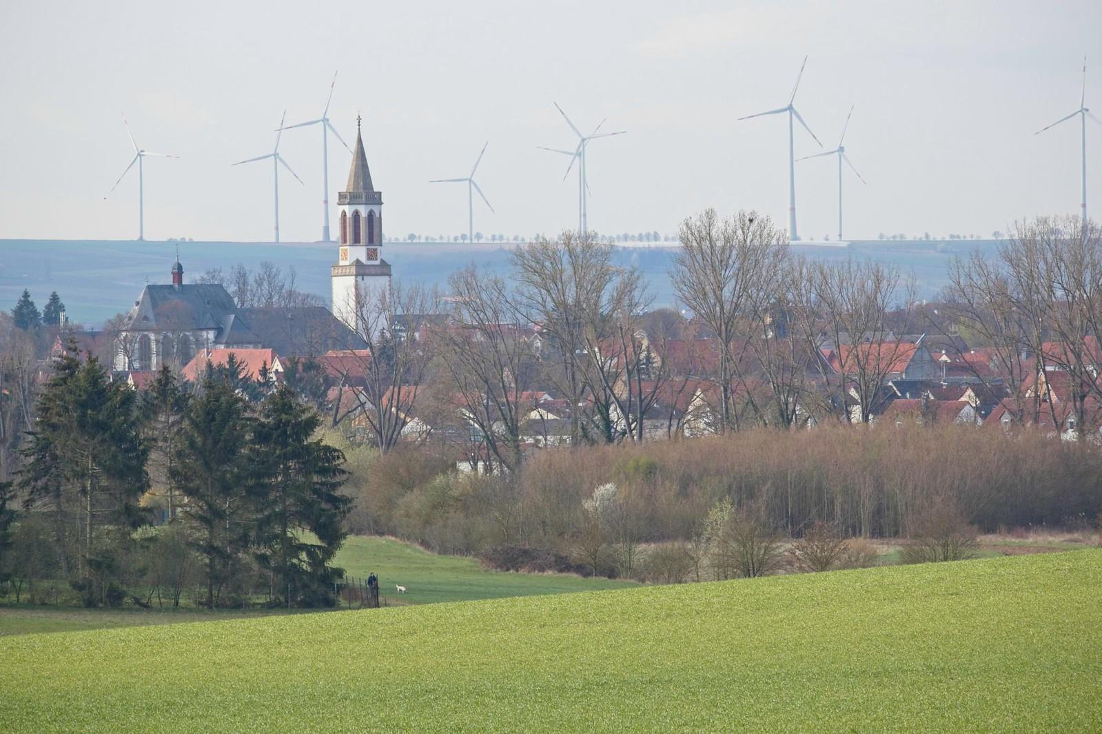 Gau-Odernheim und Simultankirche