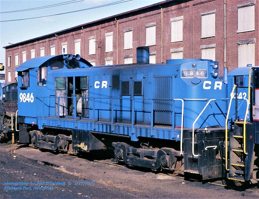 CR 9846, T6, E-Port, NJ. 1-27-1979
