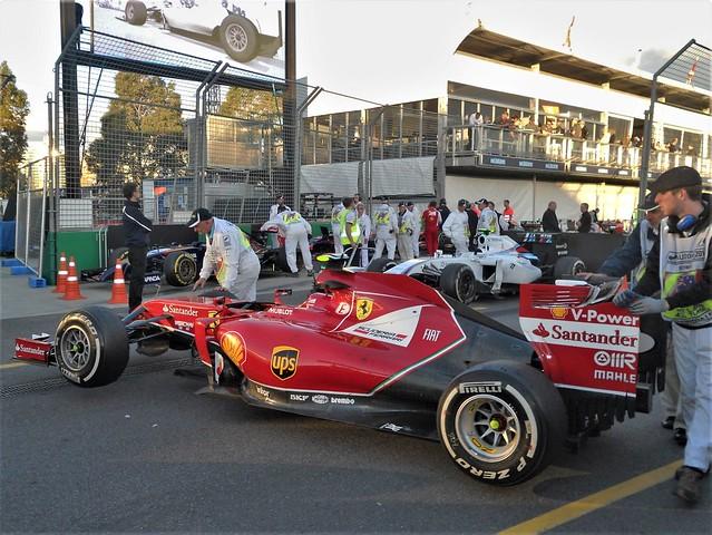 Ferrari F14-T (Kimi Raikkonen)