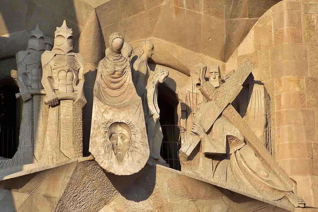 Segrada Familia - The Passion
