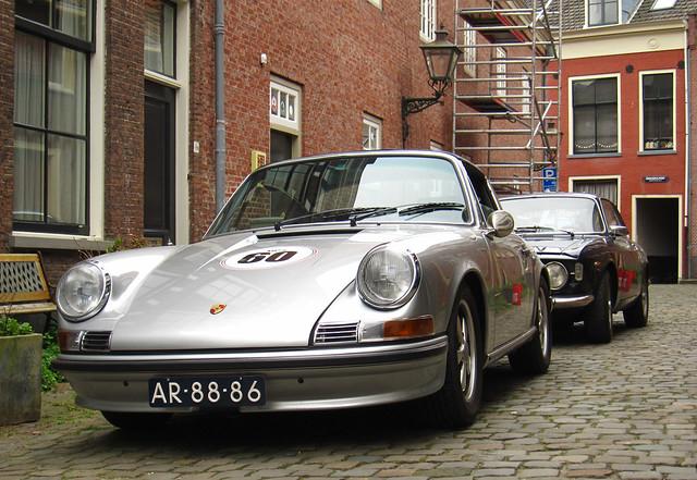 1969 Porsche 911 Targa 2.2