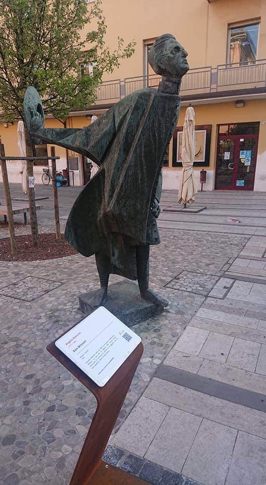 Prosegue la valorizzazione del MaAB museo all'aperto di Angelo Biancini