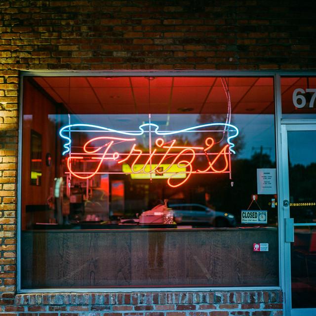 Fritz's restaurant Overland Park, Kansas